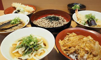 Bufé de almuerzo (11:00 - 14:00)