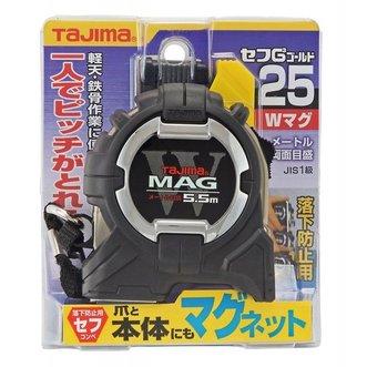 TAJIMA CWM3S2555 セフG3ゴールドロックダブルマグ25 5.5