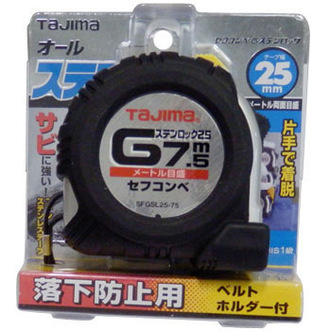 TAJIMA SFGSL25-75 セフコンべGステンロック25 7.5