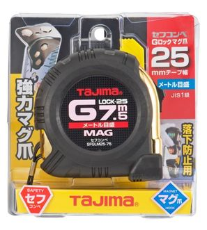 TAJIMA  SFGLM25-75BL セフコンべGロックマグ爪25 7.5