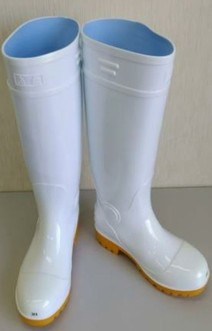SHUIBING CB-312(PC-003-2)踏抜き防止板入り安全長靴