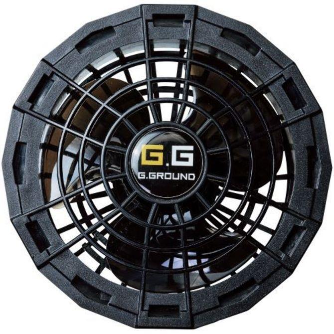 SOWA G.GROUND 16001ファンセット(ブラック)