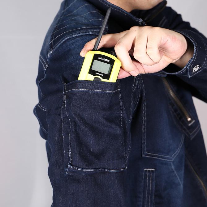 関東鳶KT-70001ストレッチツイルジャケット