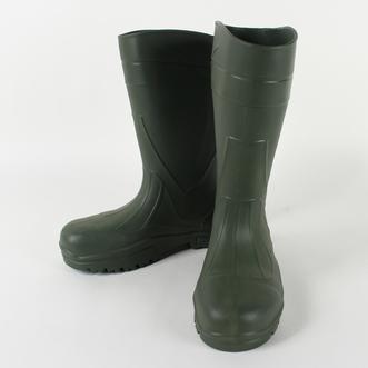 GD-JAPAN RB-077グリーン軽量安全長靴