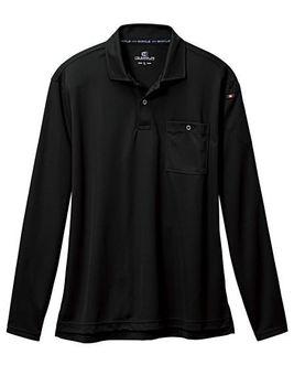 BURTLE 665 長袖ポロシャツ