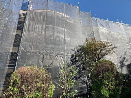 パームコート大規模修繕工事