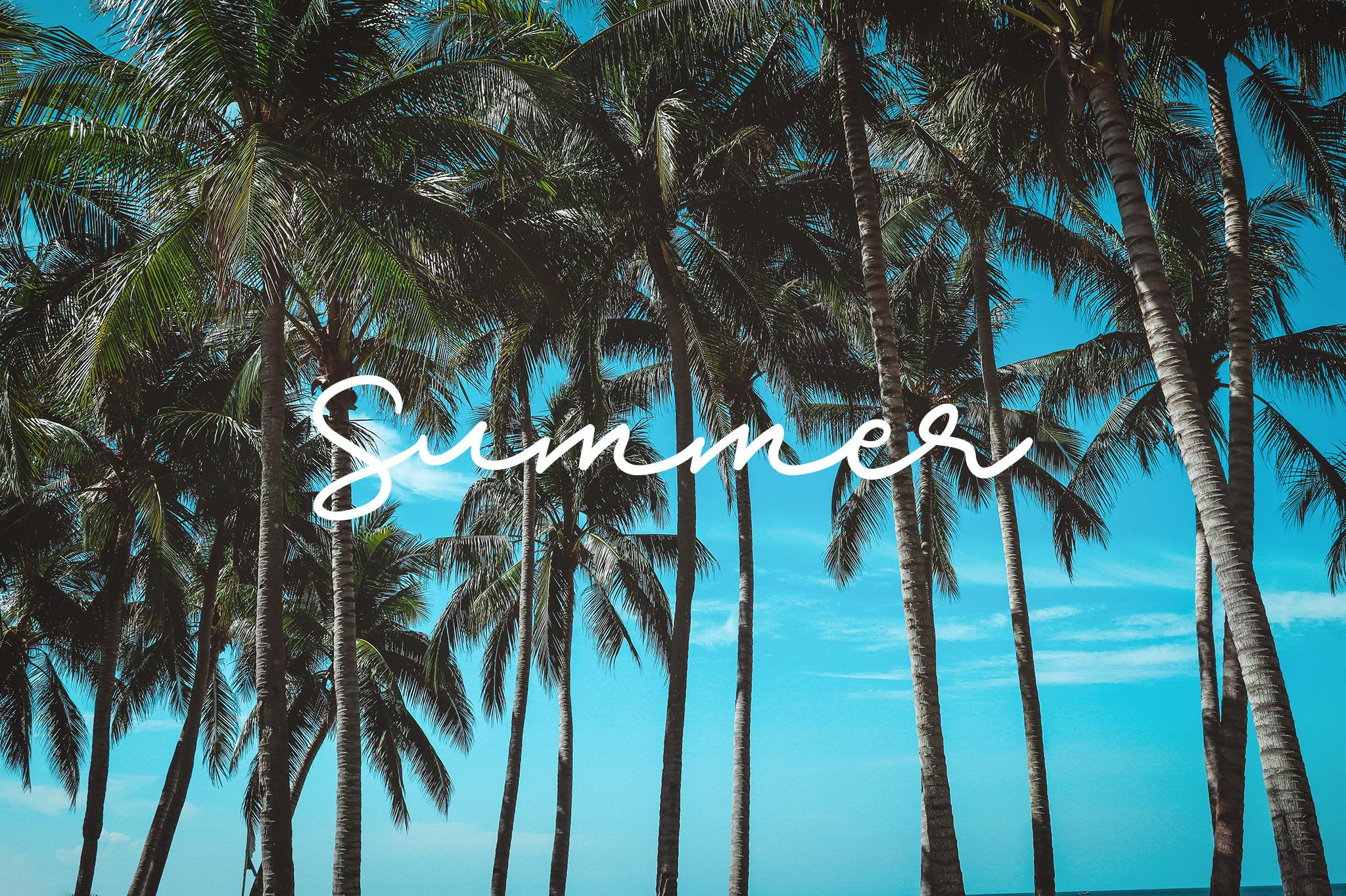 【2021年 夏季休業のお知らせ】