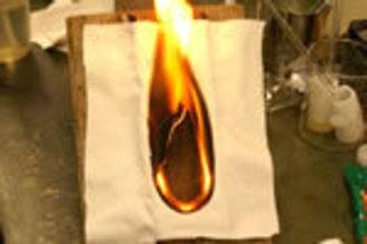 難燃加工の商品1