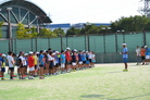 中南勢 小学生シングルス練習会 夏の陣