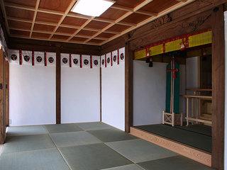 別宮八幡神社耐震改修