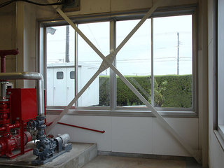 某電気関連会社建物耐震補強設計