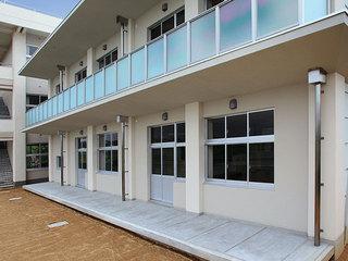 竜川小学校北校舎増築設計監理